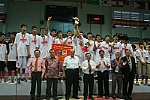 Nha Trang hosts FIBA Asia U16 Championship successfully