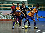 8 teams compete in futsal tournament of Khanh Hoa tourism industry – Amiana Cup