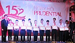 20 Prudential scholarships awarded in Cam Ranh