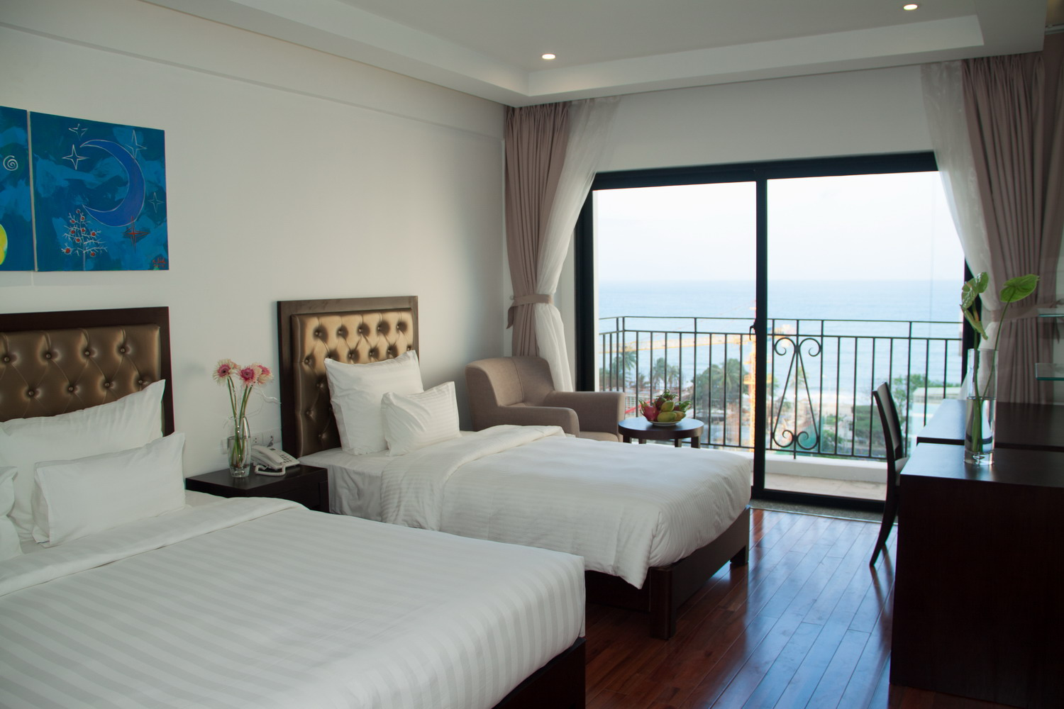 Legend Sea Hotel, brand new 4-star hotel in Nha Trang