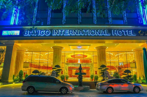Celebrating Mid-autumn festival at Bavico International Hotel Nha Trang