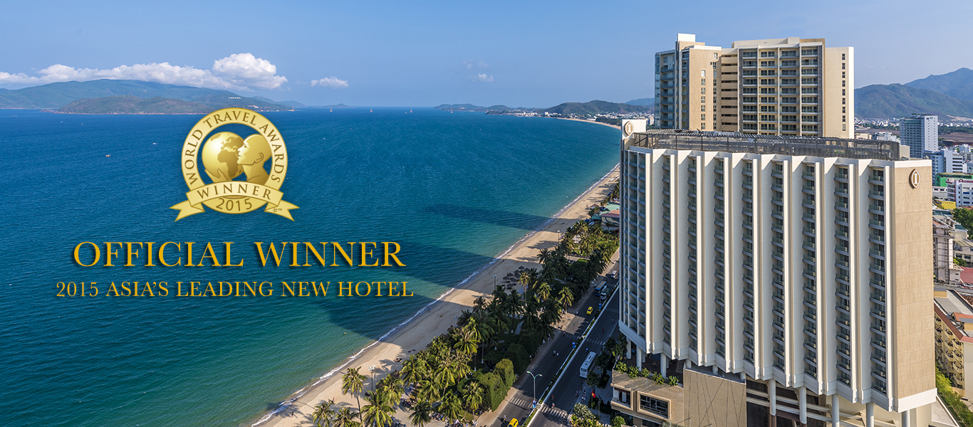 InterContinental Nha Trang claims Asia's leading new hotel at World Travel Awards 2015