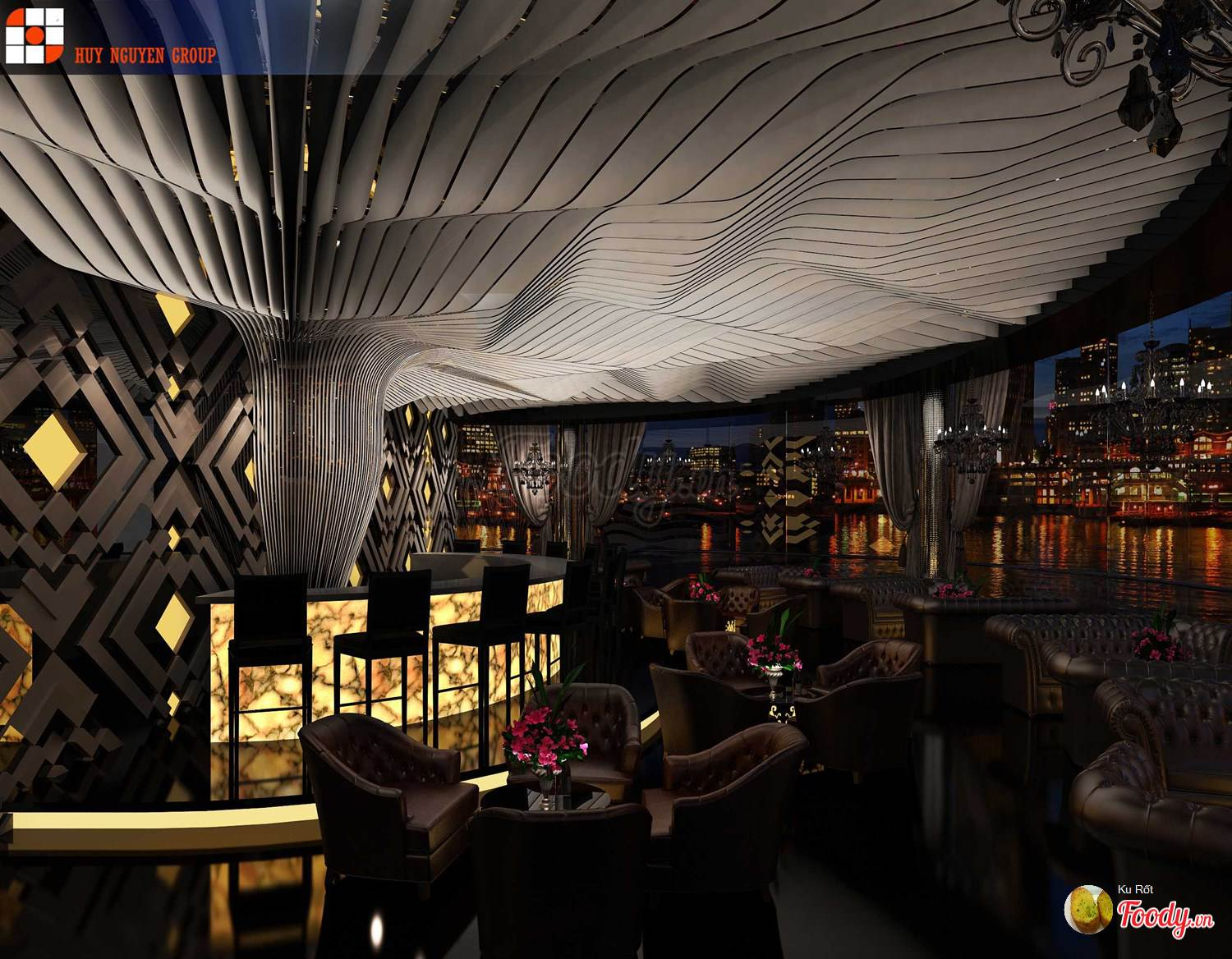 Bavico Rooftop Sky Lounge and Club opens