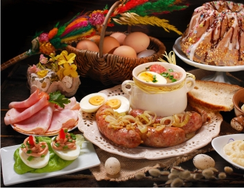Easter buffet dinner at Sunrise Nha Trang