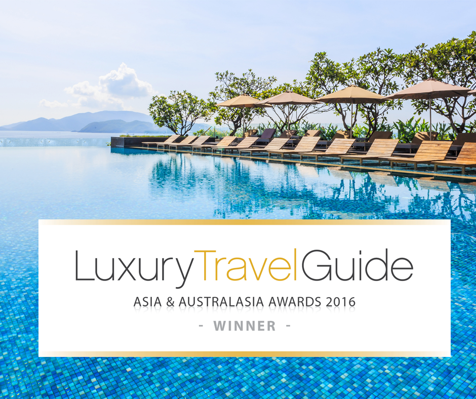 Sheraton Nha Trang wins Luxury Hotel of the Year award