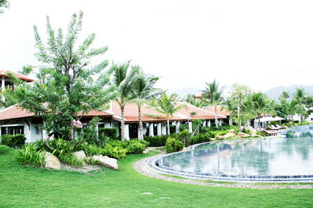The Anam Resort officially opens