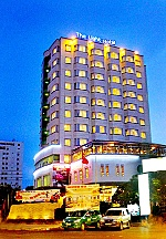 The Light Hotel in Nha Trang awarded Energy Efficiency Buildings 2015