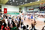 Sanest Khanh Hoa actively preparing for finals of National Volleyball Championship 2016