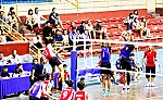 Sanna Khanh Hoa determines to win National Junior Volleyball Club Tournament