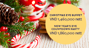 Festive celebrations 2016 at Novotel Nha Trang