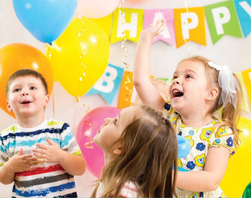 Birthday packages and painting classes at Sheraton