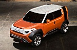 Tiết lộ Toyota FT-4X SUV concept