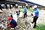 Clean-up campaign responding to World Biodiversity Day