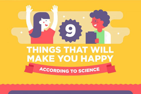 Nine Easy Ways To Become A Happier Person