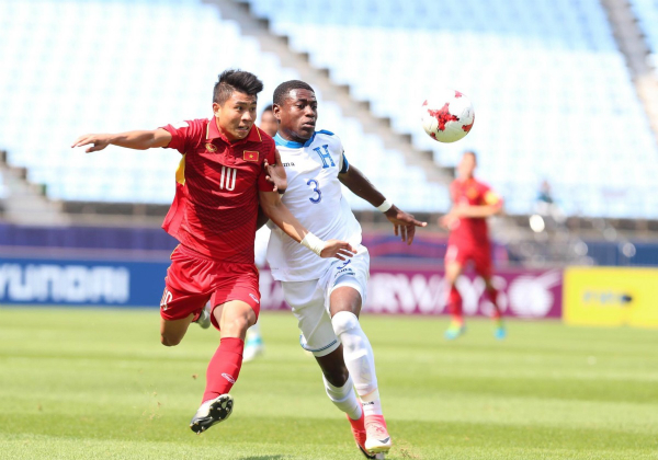 Vietnam exits from group stage of FIFA U-20 World Cup