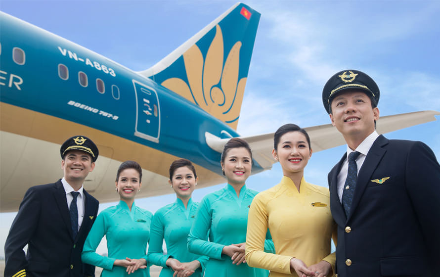 Vietnam Airlines supplies 4.6 million seats on domestic routes during summer