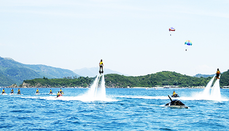 More tourist services for summer in Nha Trang