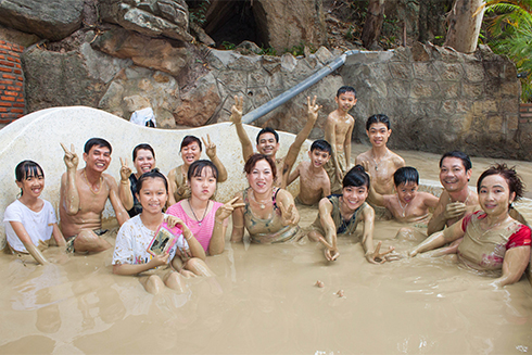 Promotions at Thap Ba Hot Spring