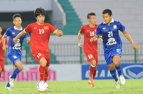 Vietnam U22 and Thailand drawn in same group at SEA Games 29