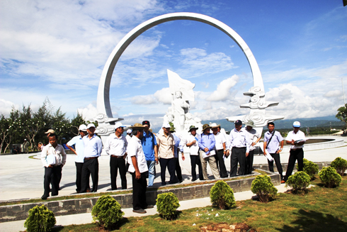 Gac Ma memorial site, a meaningful destination to visit