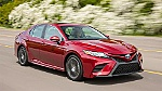 Toyota Camry dừng sản xuất ở Australia