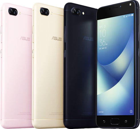 ASUS công bố 6 smartphone thế hệ ZenFone 4 Series