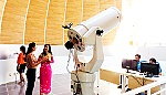 First astronomical observatory in Vietnam