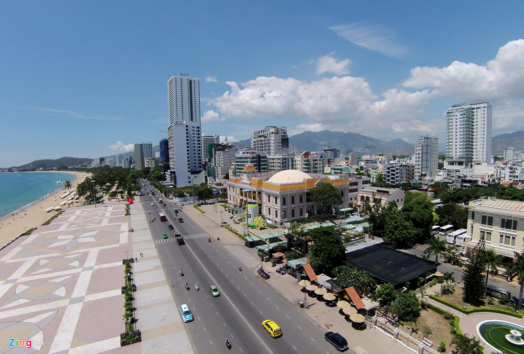 Working on cooperation to develop smart Nha Trang City