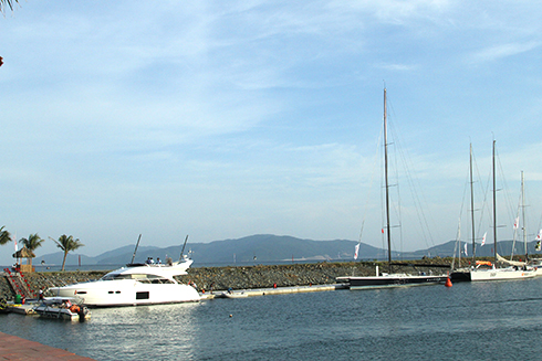 Nha Trang, new destination for yachting