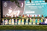 Interesting festival for children with disabilities in Khanh Hoa