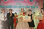 Miss tourism contest of Khanh Hoa University
