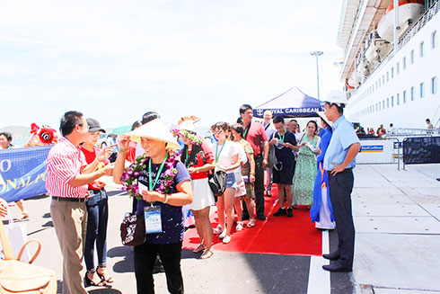 Cruise tourism in Nha Trang thriving