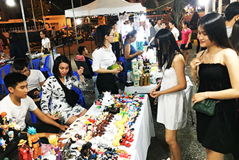 Interesting weekend fairs in Nha Trang