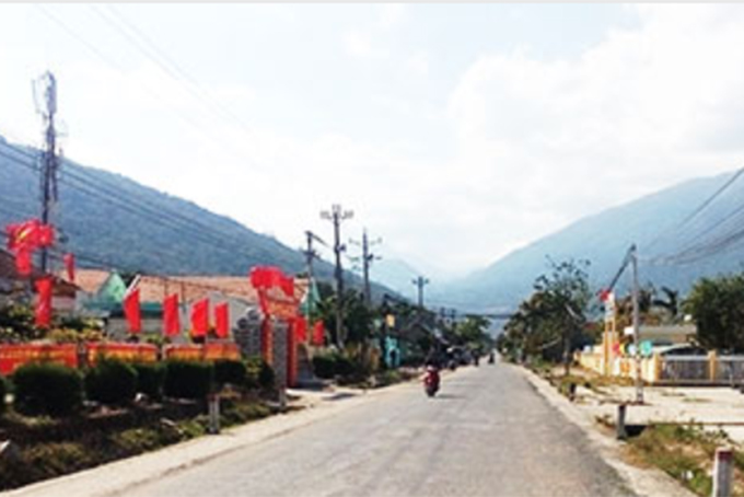 Rural areas in Van Ninh District thriving