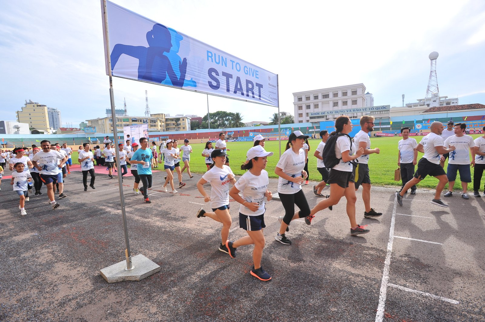 Run To Give 2018 to take place on Sep. 23