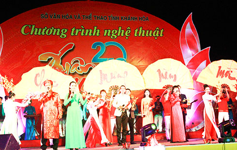 Nha Trang to welcome New Year with plenty of art programs