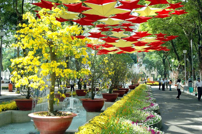 Khanh Hoa Spring Flower Festival 2019 takes place between January 28 and February 9