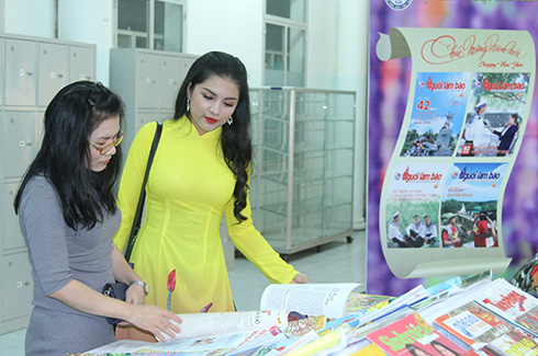 New feature of Khanh Hoa's Spring Newspaper Festival 2019