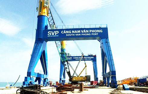 South Van Phong Port to start operation in June