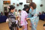 Cultural exchange with Japan's academy