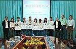 NTU – VNF scholarships presented