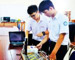 Smart school parking system project