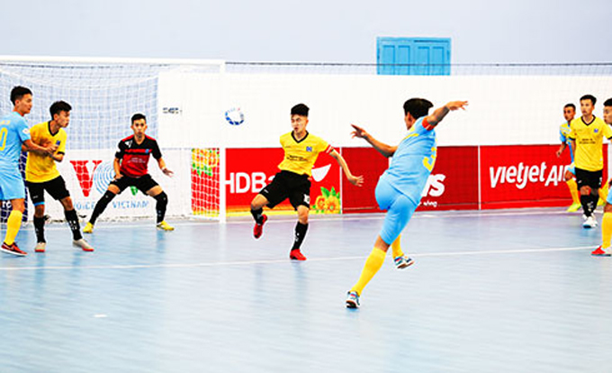 Expectation for competition from new participants in National Futsal Championship 2019