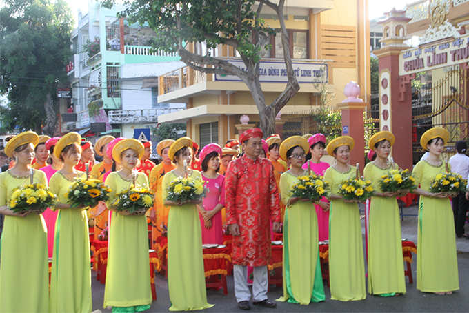 Commemoration of Hung Kings' Death Anniversary in Khanh Hoa