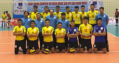 Vietnam's team wins first match at SHAH ALAM International Volleyball Tournament 2019