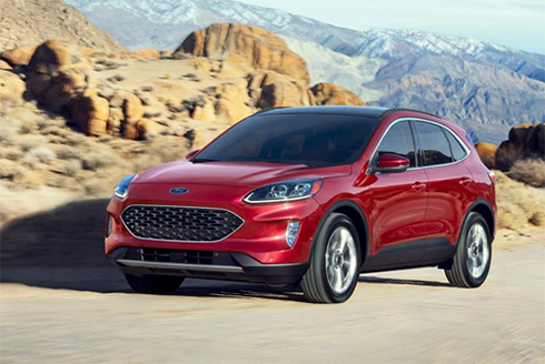 Ford có thể sản xuất xe crossover lớn hơn Escape