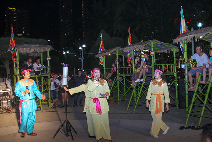 Festival of Intangible Cuural Heritage of Humanity to be organized in Nha Trang