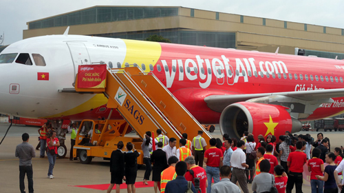 Vietjet opens Nha Trang – Can Tho air route
