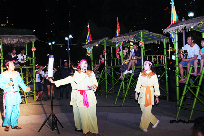 Traditional color to be featured in Nha Trang-Khanh Hoa Sea Festival