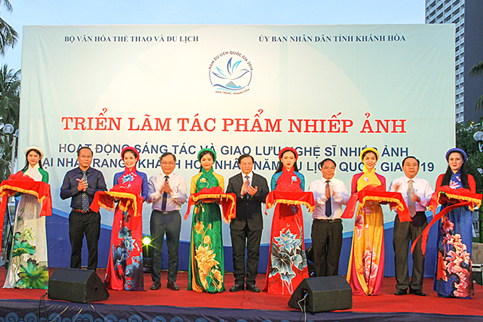 Photo exhibition of Khanh Hoa's landscape in Nha Trang